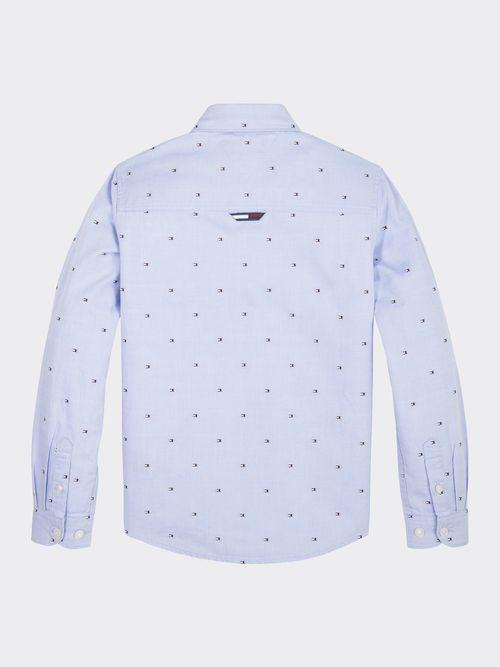 Camisa-Con-Estampado-De-Logos-Tommy-Hilfiger