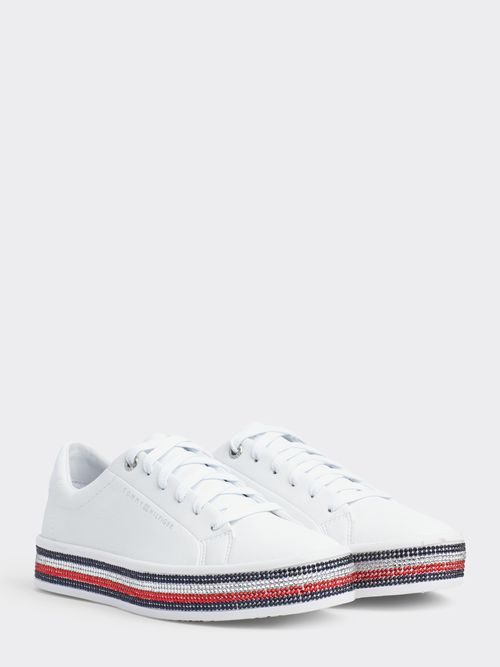 TENIS  -CON-STRASS-Tommy-Hilfiger