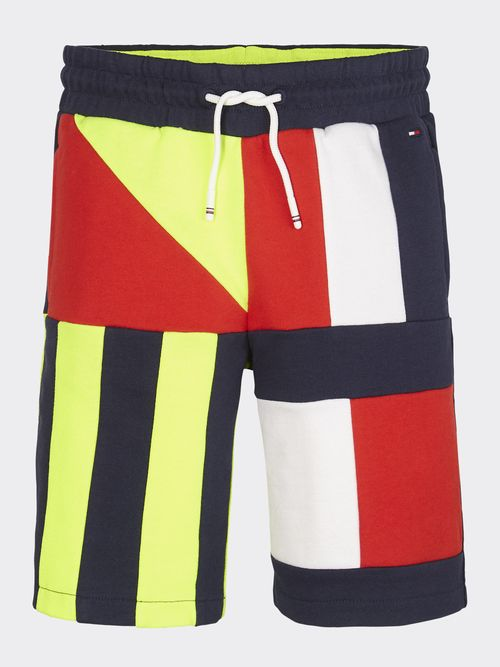 short-con-cordon-y-diseño-color-block-Tommy-Hilfiger