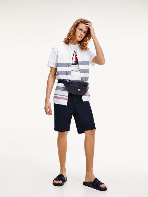 Camisa-de-manga-corta-con-rayas-marineras-Tommy-Hilfiger