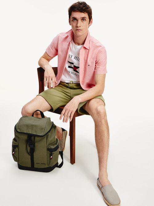 Camisa-de-algodon-organico-y-manga-corta-Tommy-Hilfiger