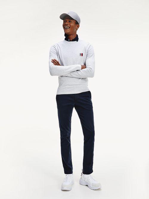Pantalon-chino-TH-Flex-de-corte-slim-Tommy-Hilfiger