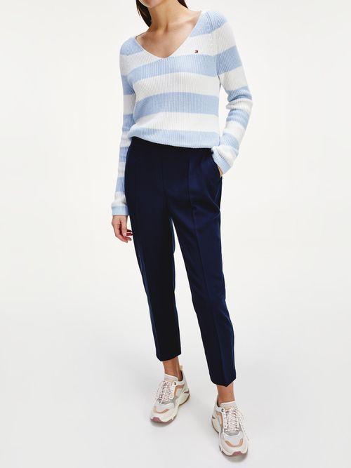 Pantalon-Essential-de-pernera-conica-Tommy-Hilfiger