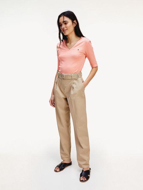 Pantalon-Essential-de-algodon-Pima-Tommy-Hilfiger