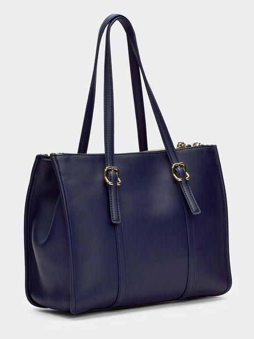 Bolsa -satchel-Chic-pequeño-Tommy-Hilfiger
