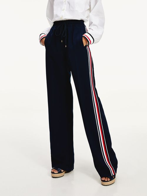 Tommy Hilfiger Pantalones Lilly Para Mujer Tommynow Creeo Com Br