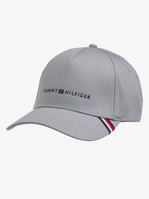 Gorra-de-beisbol-en-algodon-con-logo-Tommy-Hilfiger