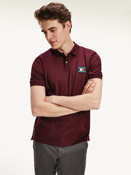 Polo-TH-Flex-de-corte-regular-Tommy-Hilfiger