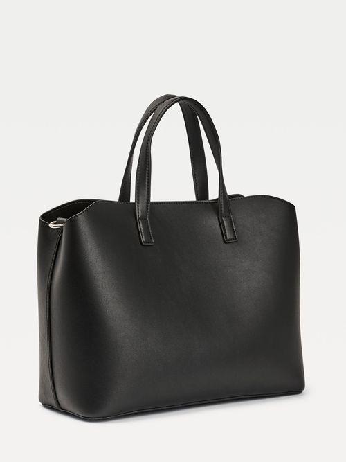Bolso-satchel-con-monograma-y-cartera-extraible-Tommy-Hilfiger