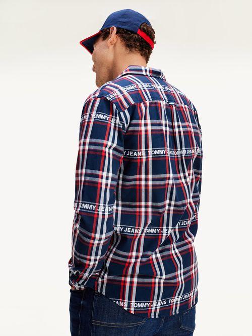 Camisa-de-franela-Tommy-Jeans-Tommy-Hilfiger