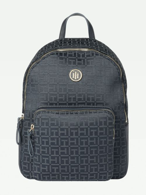 BACKPACK-COLOR-AZUL-MARINO-BOLSILLO-Tommy-Hilfiger
