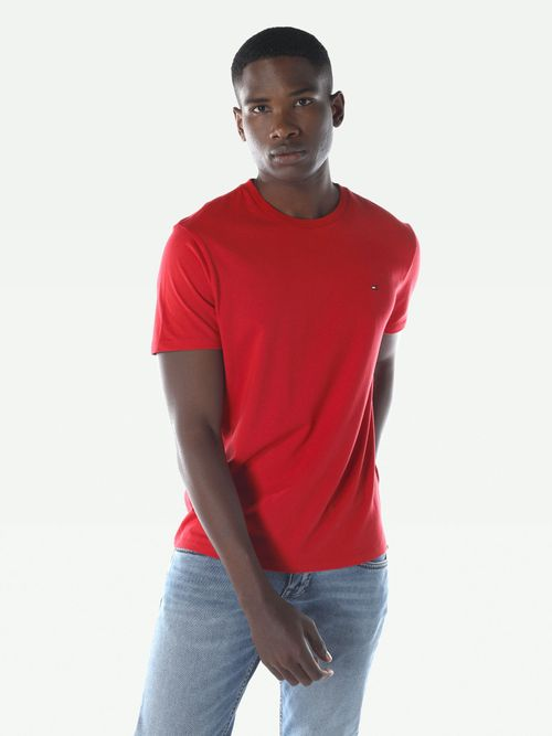 PLAYERA-COLOR-ROJO-BASICA-Tommy-Hilfiger