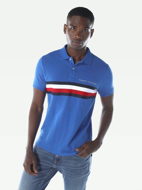 POLO-COLOR-AZUL-SLIM-FIT-RAYAS-Tommy-Hilfiger