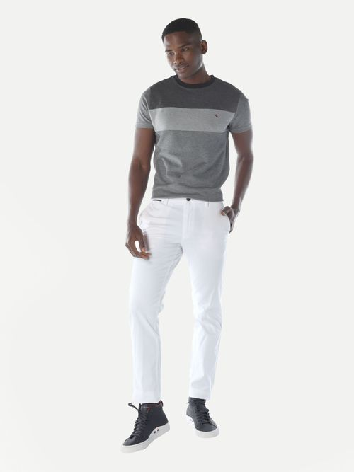 PANTALON-COLOR-BLANCO-BASICO-Tommy-Hilfiger