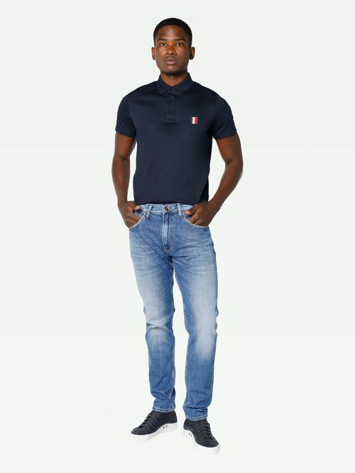 JEANS-COLOR-AZUL-STRAIGHT-FIT-DESLAVADOS-Tommy-Hilfiger
