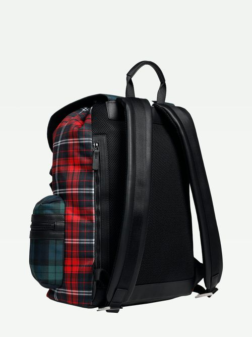 BACKPACK-MULTICOLOR-CUADROS-Tommy-Hilfiger