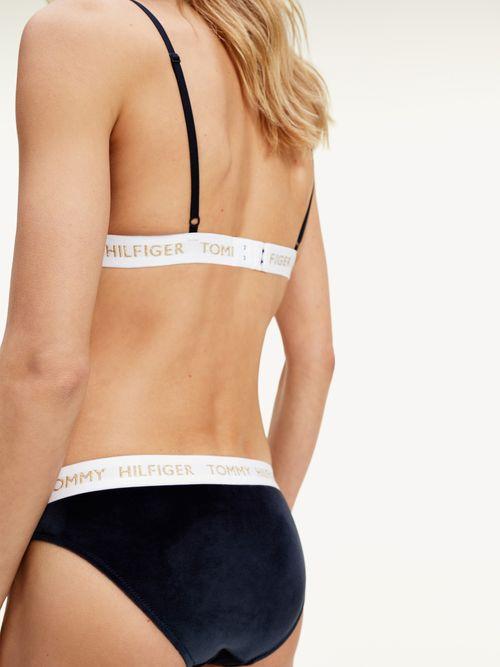 Panties-de-velour-con-logo-Tommy-Hilfiger