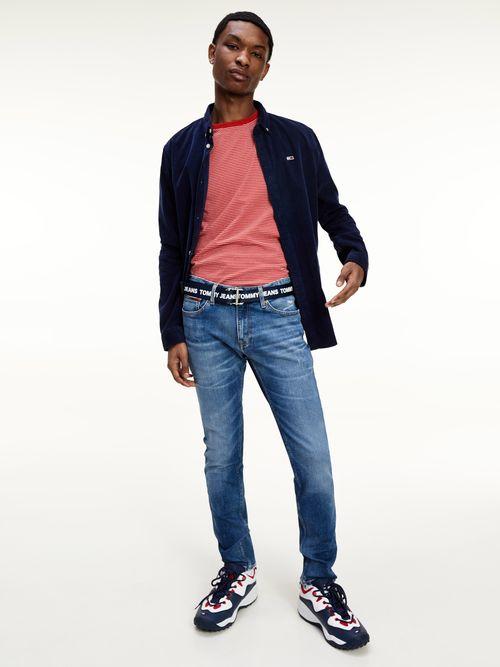Jeans-Scanton-ajustados-con-efecto-desteñido-Tommy-Hilfiger