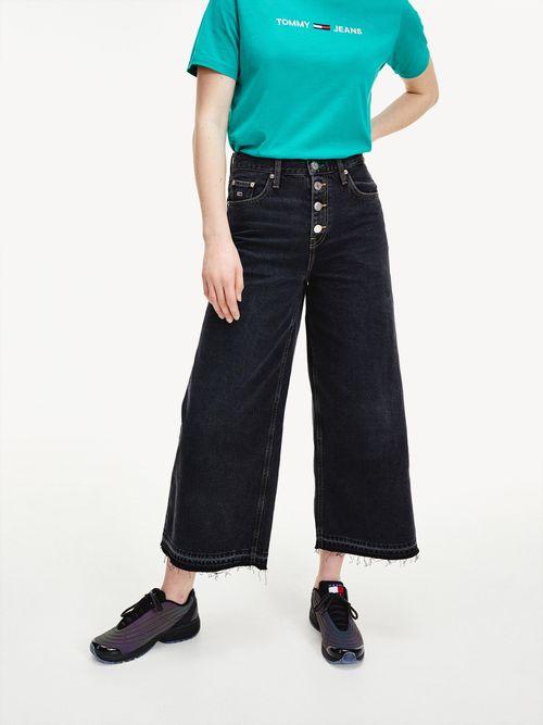 Jeans-Meg-tobilleros-con-pernera-ancha-Tommy-Hilfiger