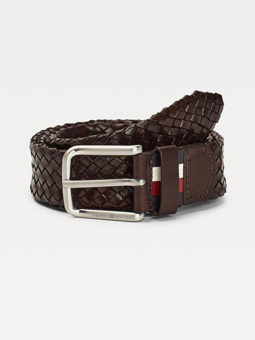 Cinturon-trenzado-de-piel-Tommy-Hilfiger