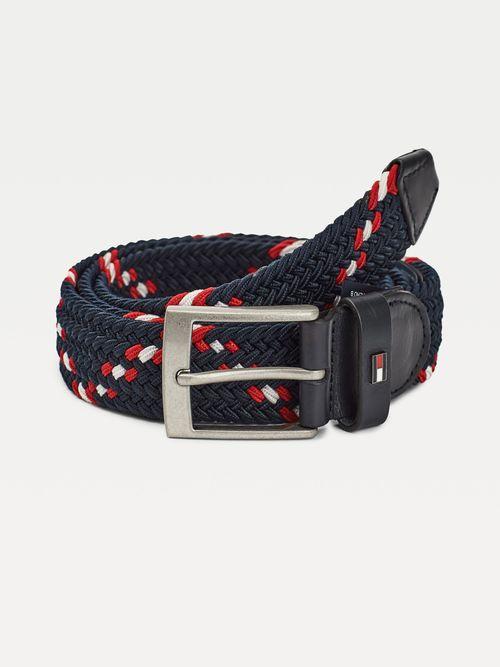 Cinturon-elastico-con-raya-chevron-Tommy-Hilfiger