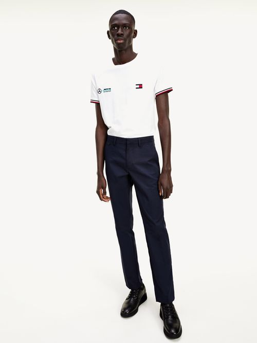 Pantalon-chino-Denton-Mercedes-Benz-de-corte-recto-Tommy-Hilfiger