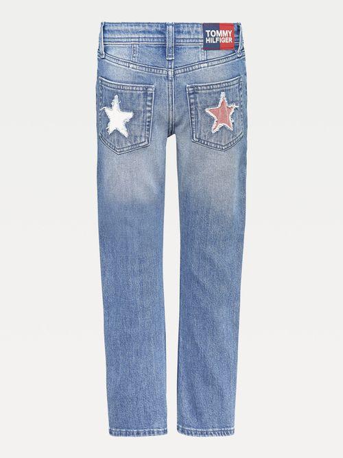 Jeans-Harper-rectos-con-parches-Tommy-Hilfiger