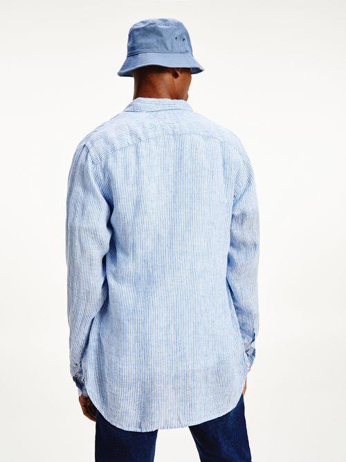 Camisa-de-Lino-Tommy-Hilfiger
