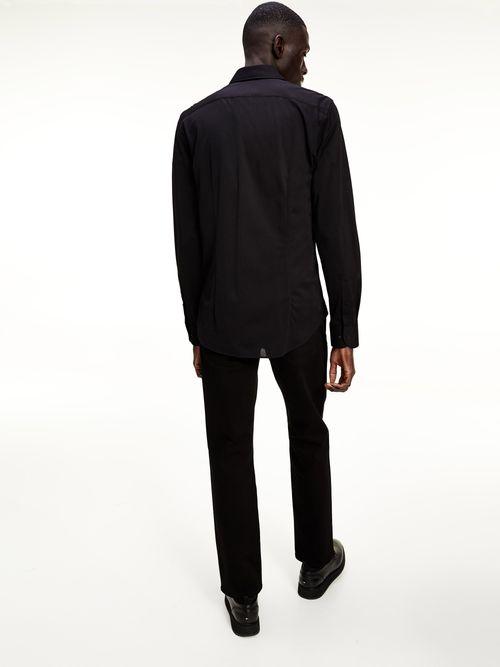 Camisa-Mercedes-Benz-TH-Flex-de-punto-Tommy-Hilfiger