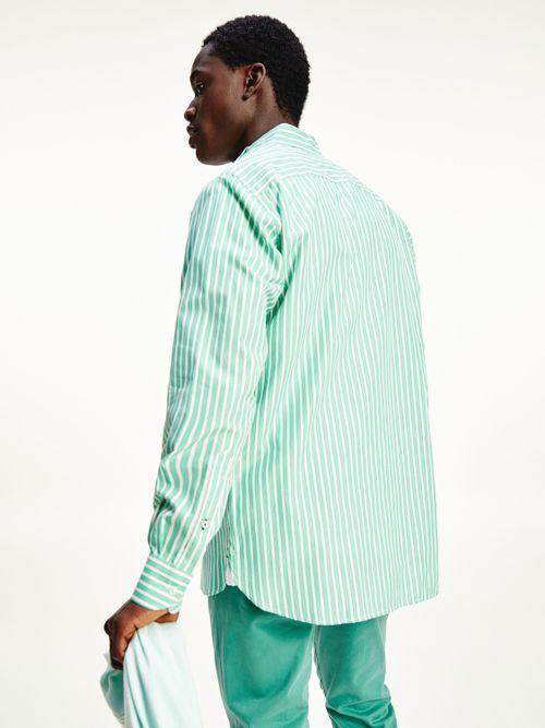 Camisa-corte-regular-de-rayas-Tommy-Hilfiger
