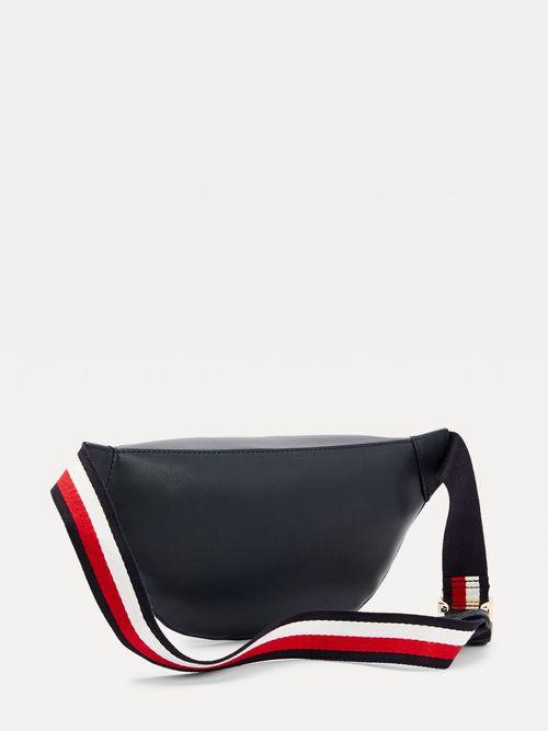 Cangurera-Iconic-con-logo-bordado-Tommy-Hilfiger