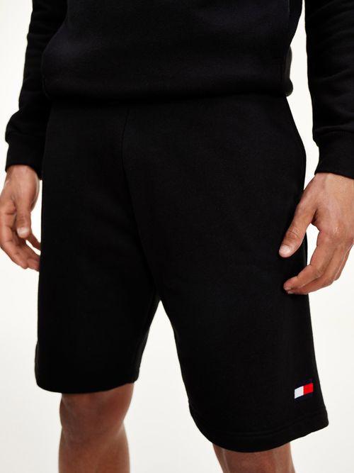 Pantalon-corto-de-felpa-Tommy-Hilfiger