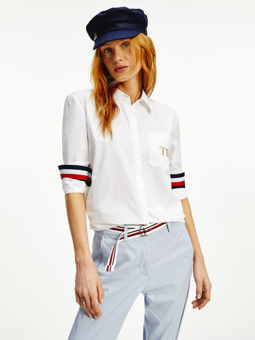 Camisa-de-algodon-y-corte-amplio-Tommy-Hilfiger