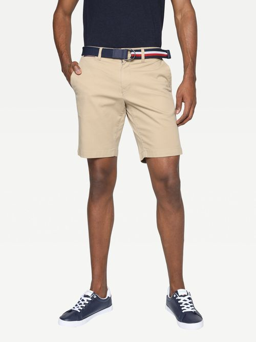 Shorts-de-algodon-y-cinturon-Tommy-Hilfiger