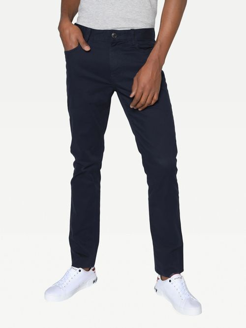 Pantalon-Boston-de-corte-recto-en-tejido-de-punto-Tommy-Hilfiger