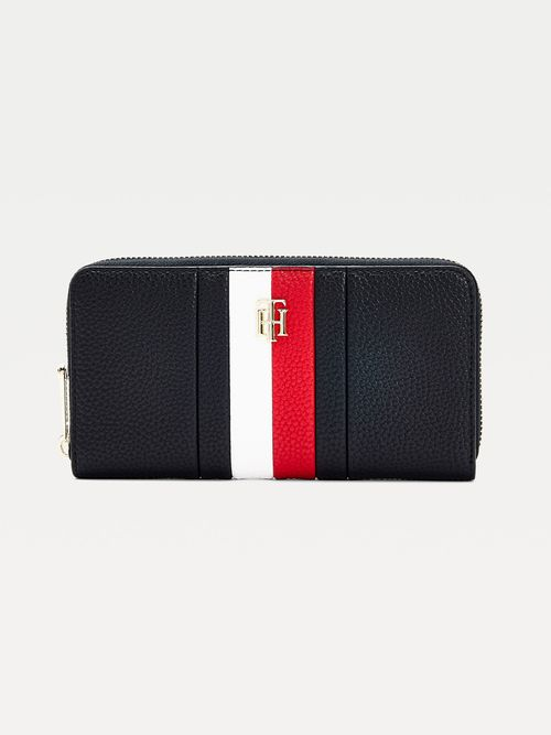 Cartera-TH-Essence-grande-con-cremallera-Tommy-Hilfiger