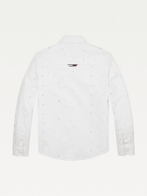 Camisa-con-logos-y-letras-pequeñas-Tommy-Hilfiger