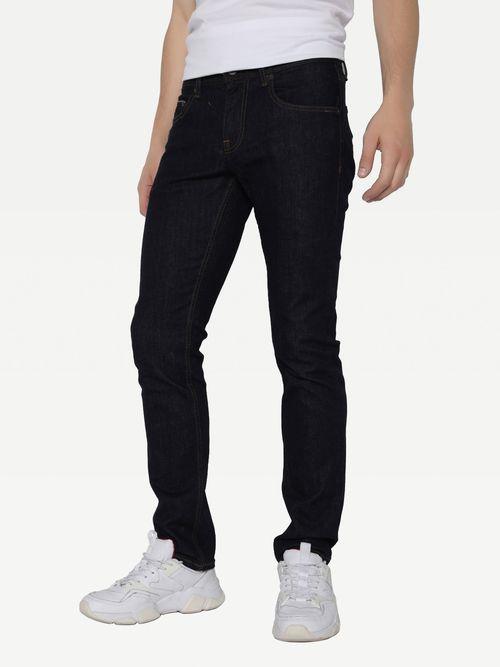 Jeans-Denton-con-efecto-deslavado-Tommy-Hilfiger