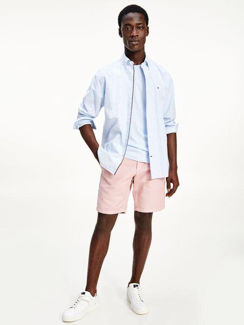 Camisa-de-tejido-fil-coupe-y-corte-regular-Tommy-Hilfiger