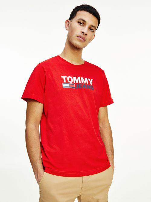 Playera-de-algodon-organico-con-logo-grande-Tommy-Hilfiger
