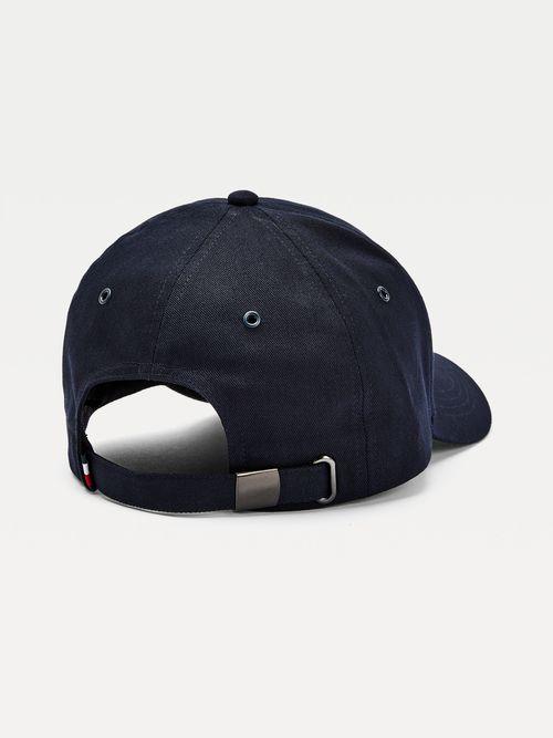 Gorra-con-bordado-abstracto-y-logo-Tommy-Hilfiger