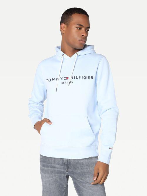 Sudadera-con-capucha-cordon-y-logo-Tommy-Hilfiger