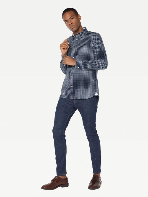 Camisa-de-corte-slim-texturizada-Tommy-Hilfiger