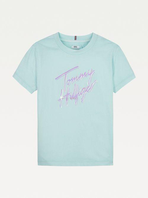 Playera-de-algodon-organico-con-logo-Tommy-Hilfiger