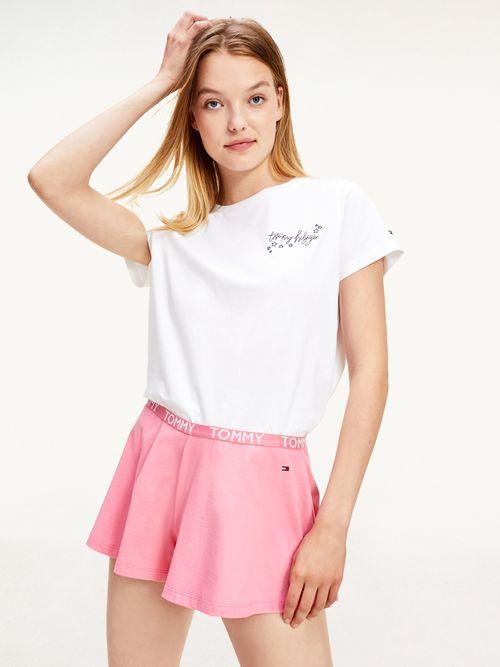 Pijama-corto-con-logo-Tommy-Hilfiger