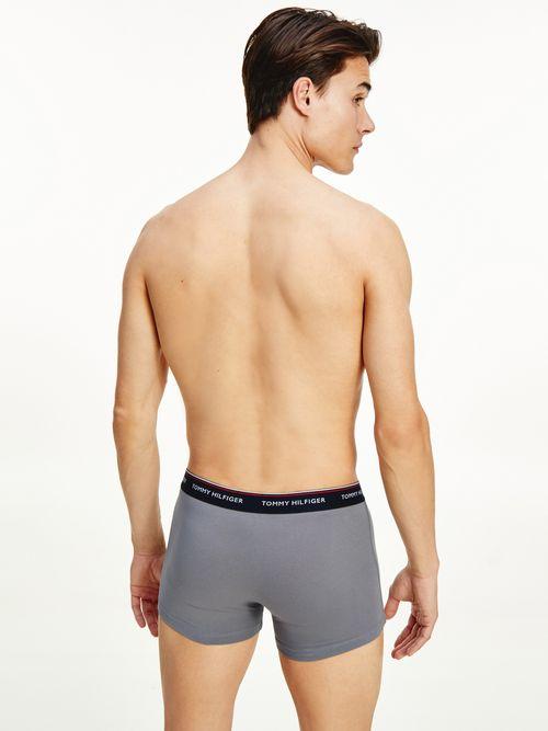 Pack-de-3-boxers-trunk-de-algodon-elastico-Tommy-Hilfiger
