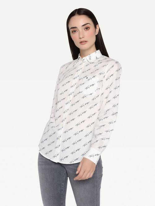 Camisa-con-monograma-de-logos-Tommy-Hilfiger