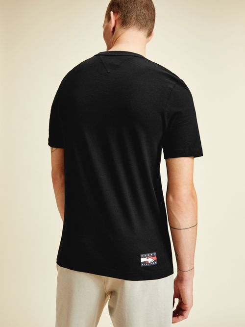Playera-con-logo-frontal-Tommy-Hilfiger