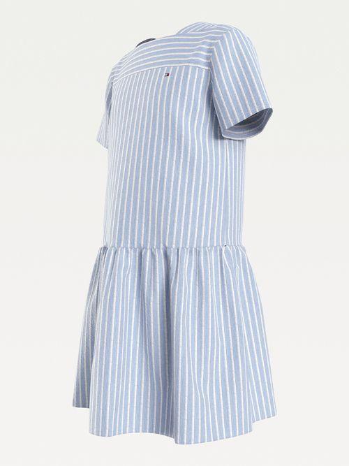 Vestido-de-algodon-organico-mil-rayas-Tommy-Hilfiger