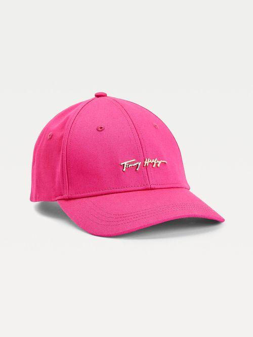 Gorra-de-beisbol-Signature-Tommy-Hilfiger